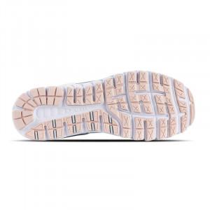 Semelle chaussure running femme Transition MIF 2.3 blanc-rose
