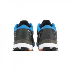 Dos Chaussure running homme Inside MIF 2.3 noir-bleu