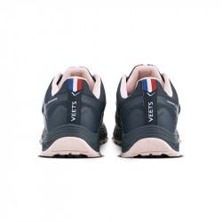Dos chaussure trail femme Veloce XTR MIF 3 bleu marine-rose